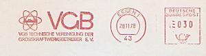 Freistempel Essen - VGB Technische Vereinigung der Grosskraftwerksbetreiber e.V. (#1344)