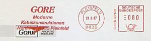 Freistempel Pleinfeld - GORE Moderne Kabelkonstruktionen (#1347)