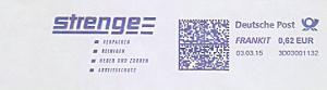 Freistempel 3D03001132 - Strenge - Verpacken Reinigen Heben und Zurren Arbeitsschutz (#1392)