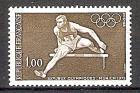 Briefmarke Frankreich Mi.Nr. 1802 ** Olympiade München 1972 Motiv: Sport - Hürdenlauf (#10117)