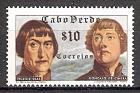 Briefmarke Kap Verde Mi.Nr. 281 ** Portugiesische Seefahrer 1952 Motiv: Vicente Dias und Goncalo de Cintra (#10137)