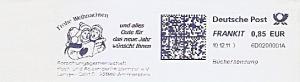 Freistempel 6D0200001A Ammersbek - Forschungsgemeinschaft Post- und Absenderfreistempel e. V. -  Frohe Weihnachten (Abb.Singende Kinder) (#1420)