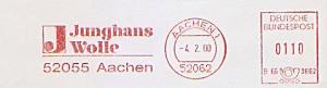 Freistempel B66 3662 Aachen - Junghans Wolle (#1448)