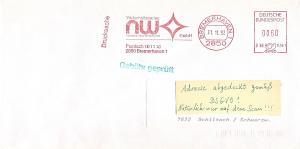 Freistempel B66 0361 Bremerhaven - NW Wirtschaftsverlag - Verlag für neue Wirtschaft GmbH (#AFS25)