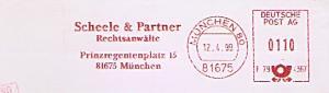 Freistempel F79 4367 München - Scheele & Partner - Rechtsanwälte (#1514)