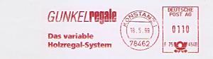 Freistempel F75 4540 Konstanz - GUNKEL Regale - Das variable Holzregal System (#1515)