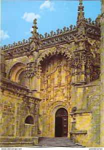 Ansichtskarte Portugal - Tomar - Christuskloster (1082)