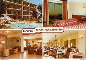 Ansichtskarte Spanien - Mallorca - Hotel San Valentin (817)