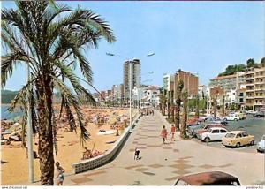 Ansichtskarte Spanien - Lloret de Mar - Paseo y playa (780)