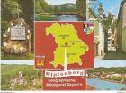 Ansichtskarte Deutschland - Bayern - Kipfenberg - Geographischer Mittelpunkt Bayerns (494)