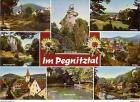 Ansichtskarte Deutschland - Bayern - Im Pegnitztal - Mehrbildkarte (789)