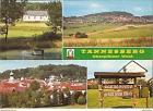Ansichtskarte Deutschland - Bayern - Tännesberg im Oberpfälzer Wald - Mehrbildkarte (677)