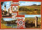 Ansichtskarte Deutschland - Bayern - Tännesberg im Oberpfälzer Wald - Mehrbildkarte (675)