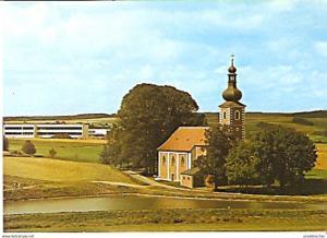 Ansichtskarte Deutschland - Bayern - Moosbach im Oberpfälzer Wald - Wieskirche (676)