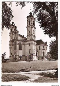 Ansichtskarte Deutschland - Bayern - Ottobeuren - Basilika (1180)