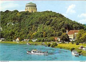 Ansichtskarte Deutschland - Bayern - Kelheim an der Donau - Befreiungshalle (867)