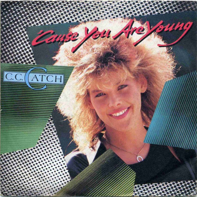 Vinyl-Single: <b><br>C. C. Catch: <br>7\