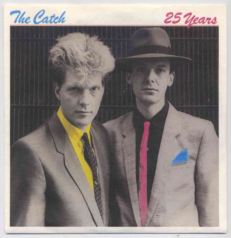 Vinyl-Single: <b><br>The Catch: <br>25 Years / Voices </b><br>Metronome 815 566-7, (P) 1983