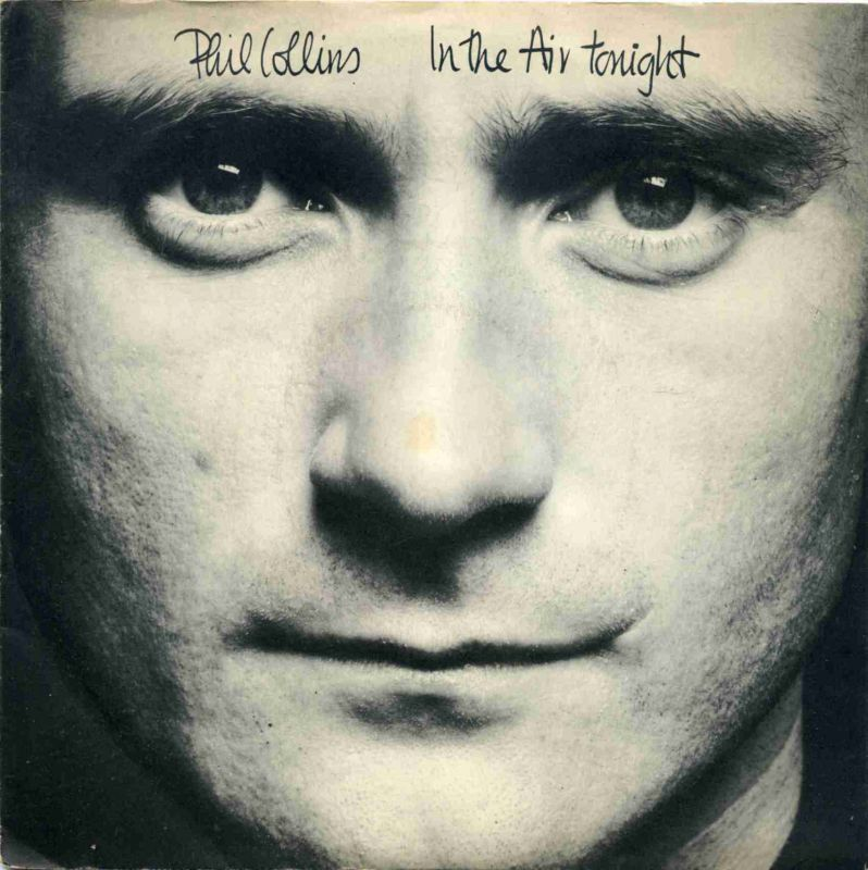 Vinyl-Single: <b><br>Phil Collins: <br>In The Air Tonight / The Roof Is Leaking </b><br>Atlantic ATL 79 197, (P) 1981