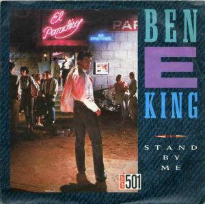 Vinyl-Single: <br>Ben E. King / The Coasters: <br>Stand By Me / Yakety Yak </b><br>Atlantic 789 361-7, (P) 1961/1958 <br>Titel aus dem Original Motion Picture Soundtrack \