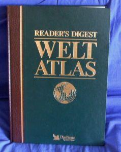 Weltatlas von Reader\'s Digest