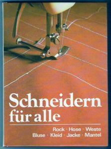 Schneidern für alle - Verlag für die Frau