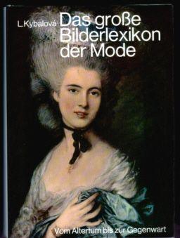Das große Bilderlexikon der Mode, Ausgabe 1980