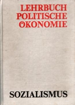 Lehrbuch Politische Ökonomie Sozialismus