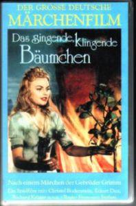 VHS - Das singende klingende Bäumchen, DEFA