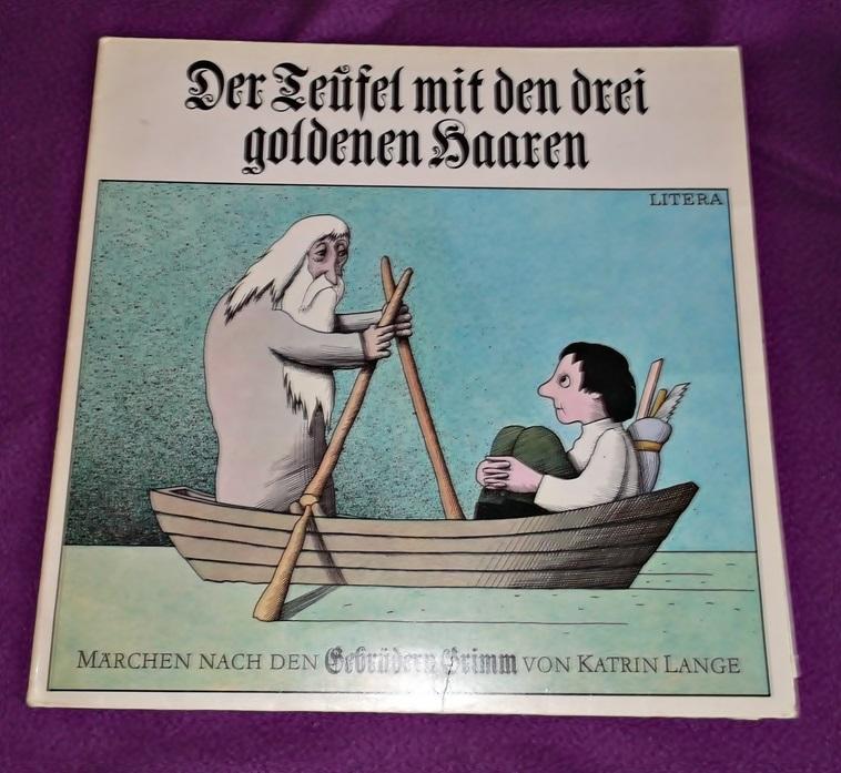 LP - Der Teufel mit den drei goldenen Haaren, Litera