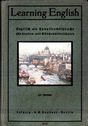 Learning English, Teil 3, 1934