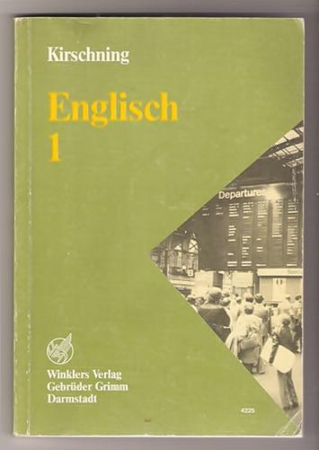 Englisch 1 - Kirschning, 1992
