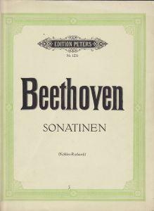 Beethoven Sonatinen