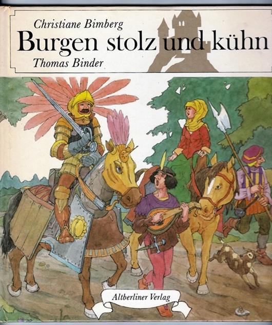Burgen stolz und kühn - Christiane Bimberg