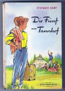 Die Fünf vom Tannhof - Stefanie Kant