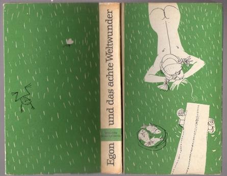 Egon und das achte Weltwunder - Joachim Wohlgemuth