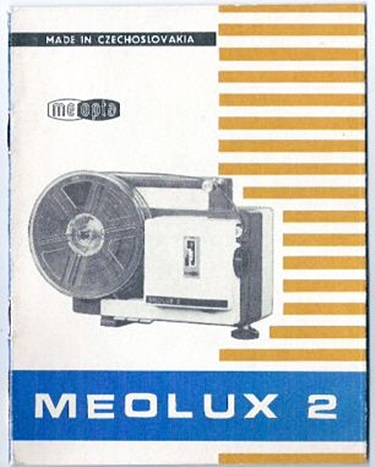 Universal Projektor MEOLUX 2, Bedienungsanleitung