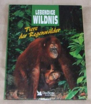 Tiere der Regenwälder - Lebendige Wildnis