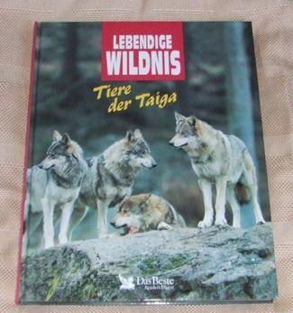 Tiere der Taiga - Lebendige Wildnis