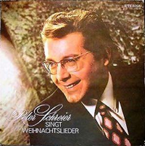 LP Peter Schreier singt Weihnachtslieder, ETERNA