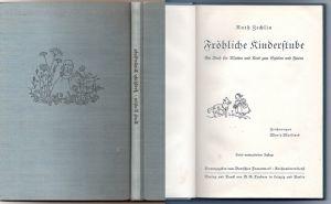 Fröhliche Kinderstube - Ruth Zechlin, 1936