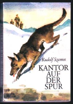 Kantor auf der Spur - Rudolf Szamos