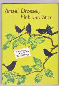 Amsel, Drossel, Fink und Star - Christian Lange