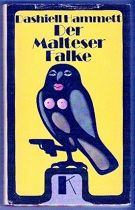Der Malteser Falke - Dashiell Hammett