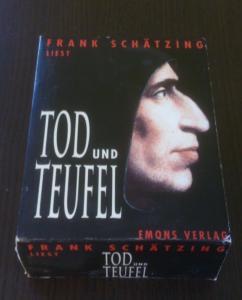 Frank Schätzing liest Tod und Teufel
