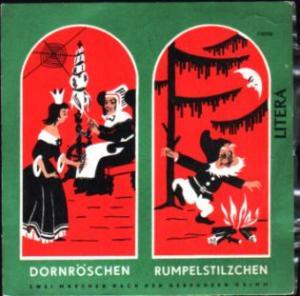 Dornröschen + Rumpelstilzchen, 1965, Litera