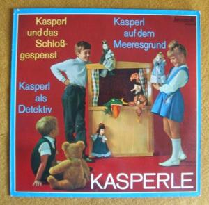 Kasperle - Eine Hörspiel LP von baccarola