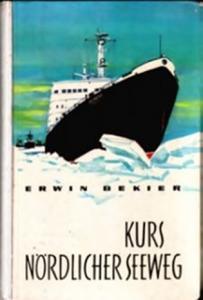Kurs nördlicher Seeweg - Erwin Bekier