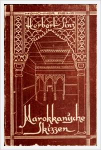 Marokkanische Skizzen - Herbert Sinz, Münchner Reihe