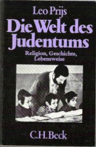 Die Welt des Judentums - Leo Prijs